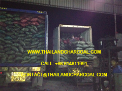 Loading Charcoal Bags